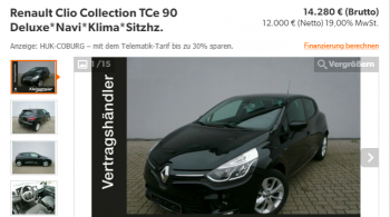 Renault Clio Collection TCe 90 Deluxe